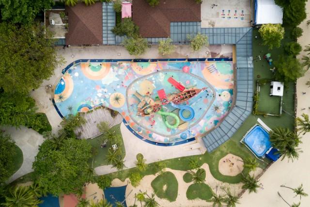 Playground at Sentosa, Singapore