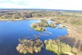 Fleet pond, natural reserve, hampshire, england