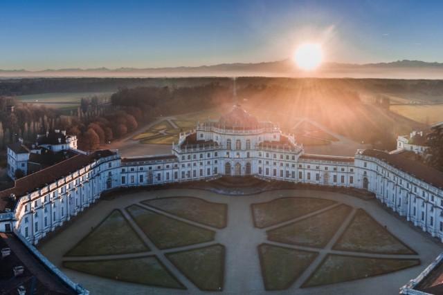 Stupinigi hunting palace