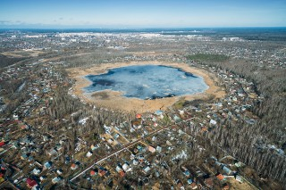 The Meteoritе lake