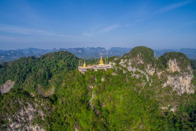 Tiger Cave Temple, Krabi – Thailand