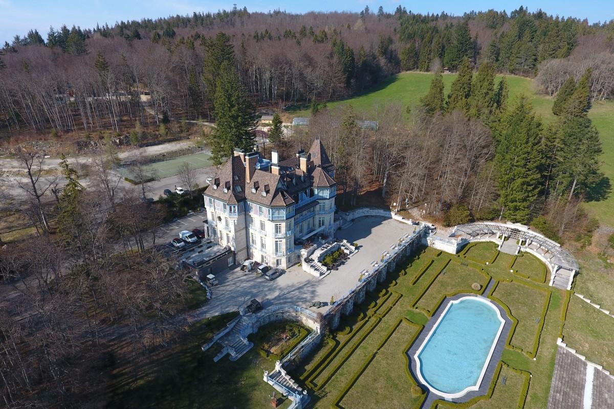 Château des Avenières – Salève