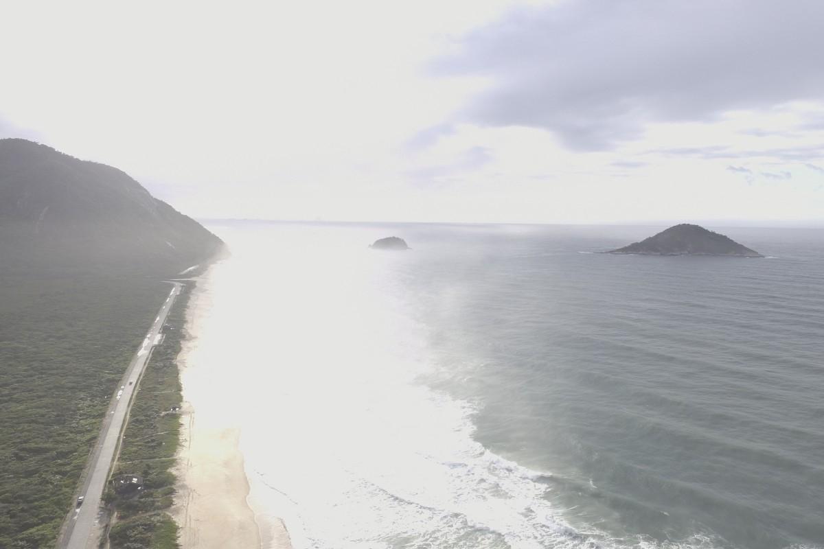 Grumari Beach – Rio de Janeiro