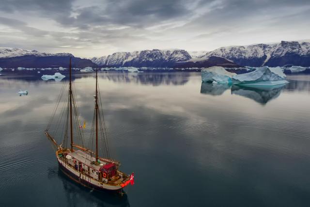 Greenland  Sailing
