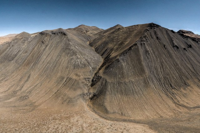 Nightingale Mountain Range