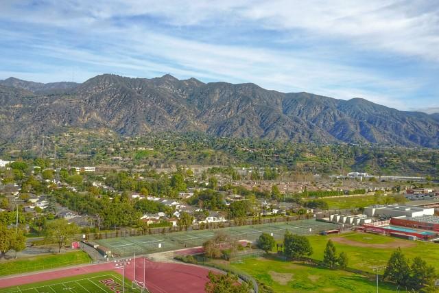 Victory Park Pasadena,califoria USA