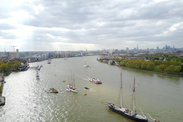 Tall Ships Festival Greenwich