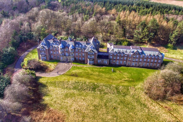 Bangour Village Hospital, Scotland, Edinburgh