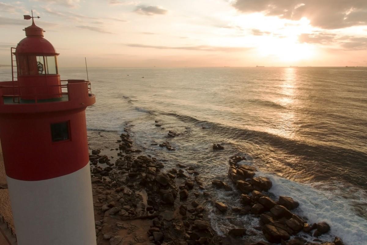 Peer & Lighthouse, Umhlanga Rocks, Kwazulu Natal