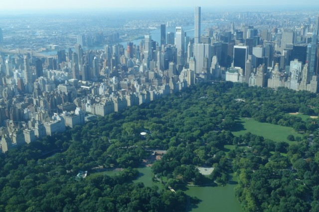 South Central Park NYC