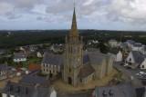 Pleumeur Bodou Church, Cotes d'Armor, bretagne