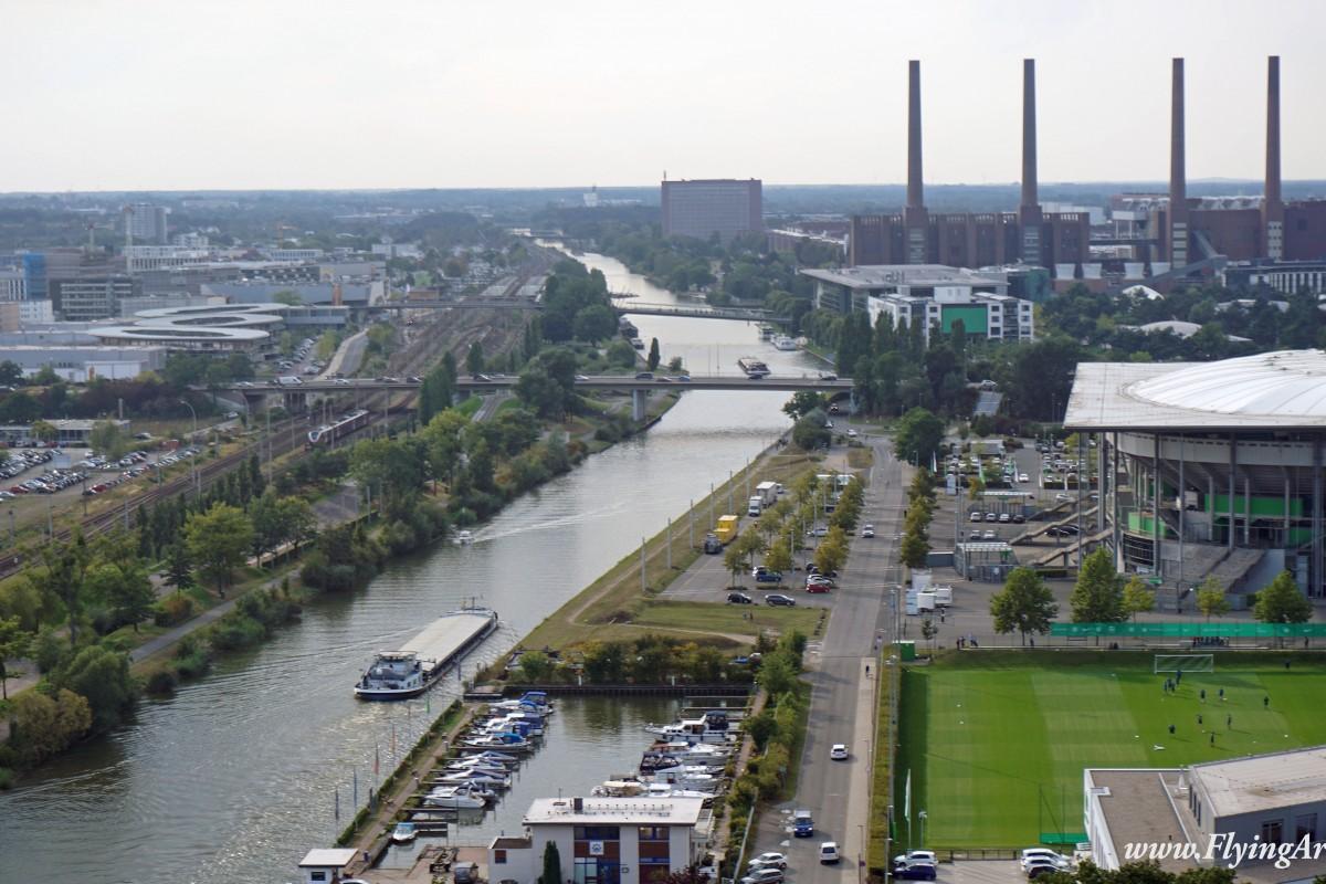 Wolfsburg Mittellandkanal