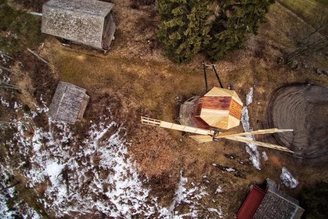 Old but beatiful Windmill…