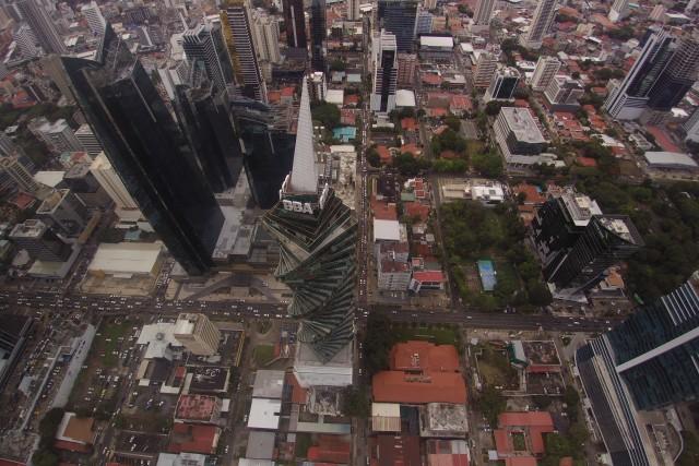 Panamá, Área Bancaria