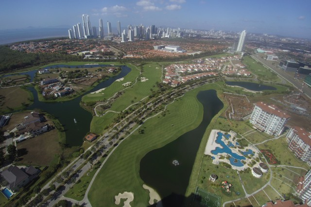 Santa Maria Country Club, Panamá