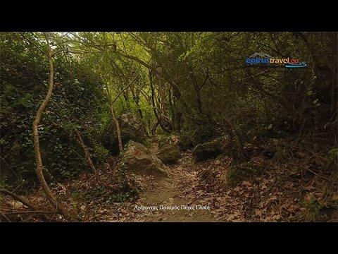 Acheron river springs Gliki – Dead souls River