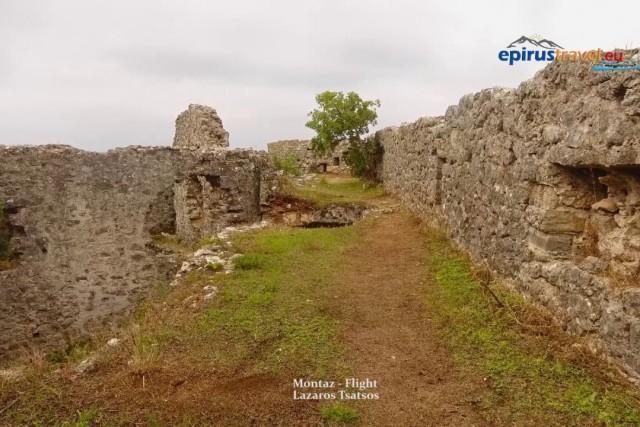 Ali Pasha castle Anthousa – Parga
