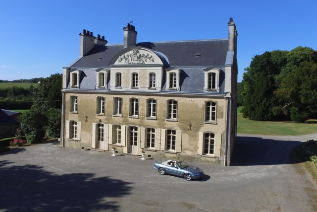 Countryside Mansion near Rennes