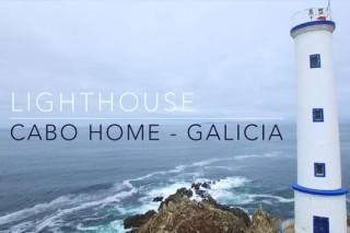 Cabo Home Lighthouse Drone (Galicia, Spain) / Faro de Cabo Home Dron (España) / DJI Phantom 3
