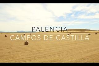 Campos de Castilla Palencia -Spain -DJI Phantom 3 Pro