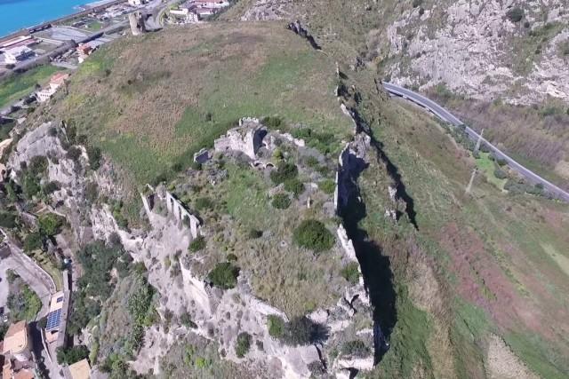 Castle of Amantea