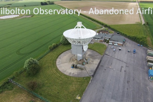 Chilbolton Observatory – One of Hampshire's Finest Abandoned Airfields.