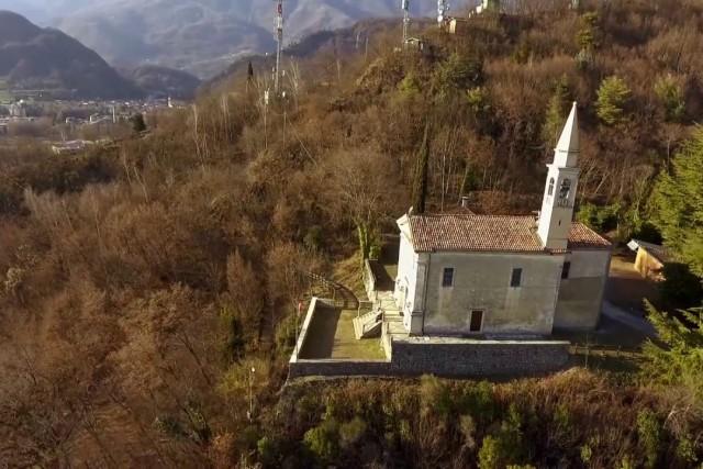 Church of Madonne of Health, Vittorio Veneto, Italy