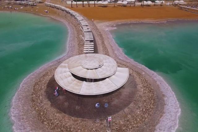 Dead Sea 4K By Eyal Asaf