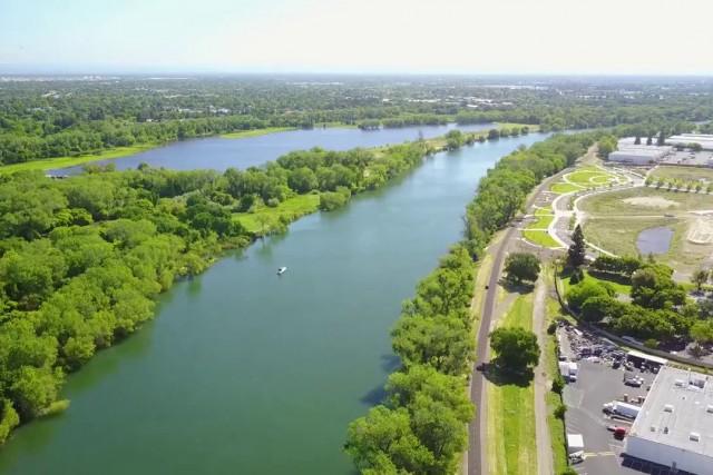 Dicovery Park Still Flooded
