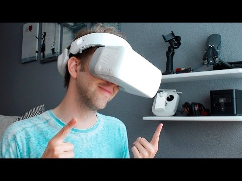 DJI GOGGLES + all my equipment