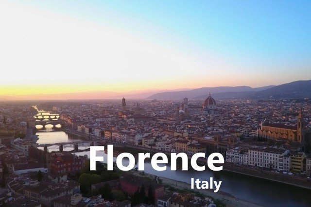Florence (Firenze) Sunset