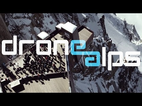 Drone Alps – Winter 16/17 Showreel