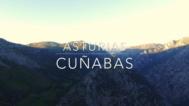 Drone Flight in Cuñaba (Asturias) and La Hermida Pass/ Vuelo Dron sobre Cuñaba (Asturias)