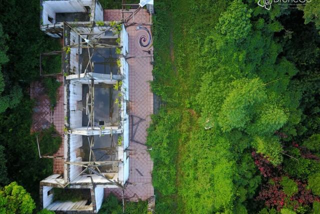 La maison du gouverneur, Mayotte