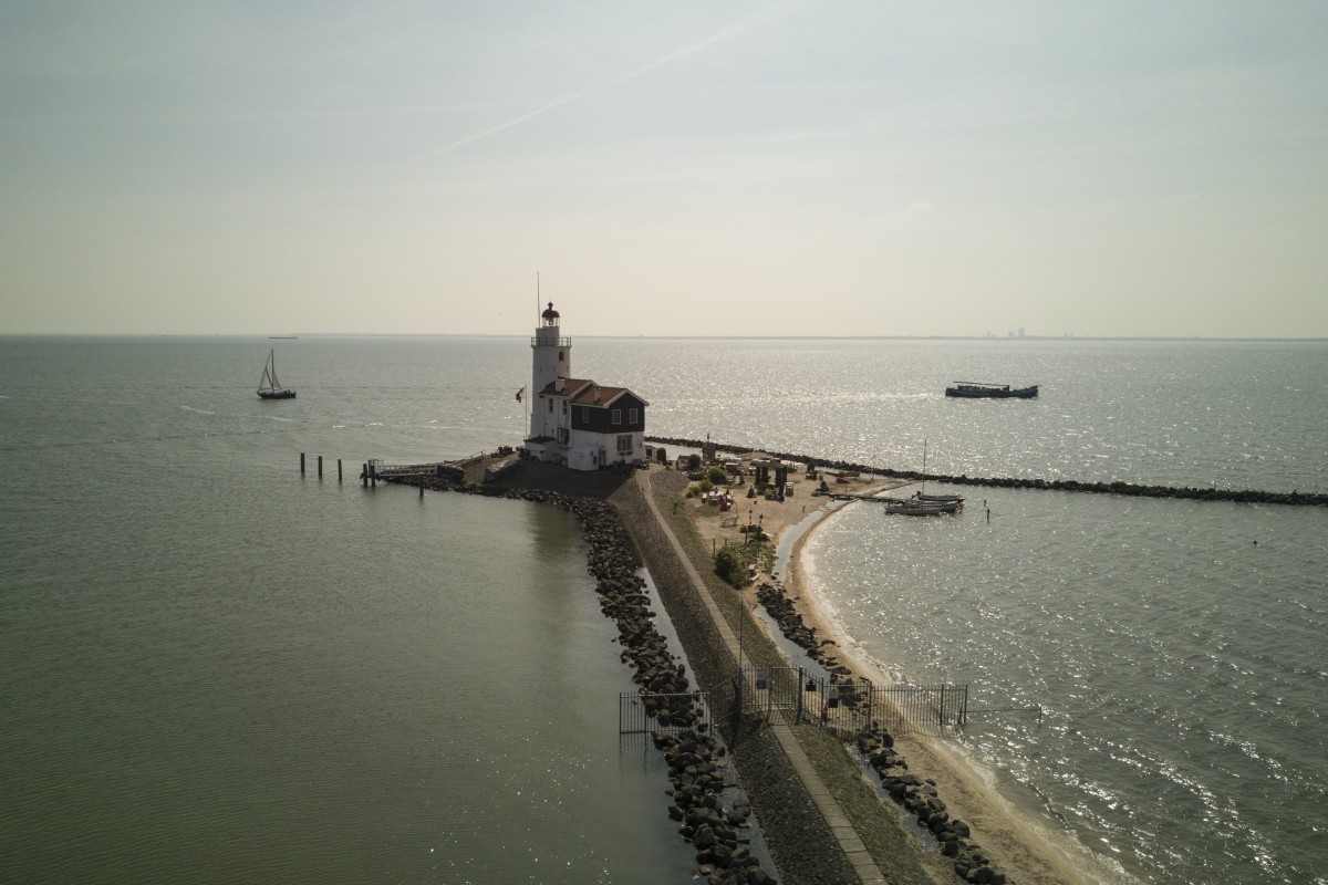 Phare de Marken (Lighthouse of Netherlands)
