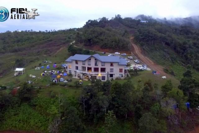 Hounon Ridge farm stay, Bundu Tuhan, Sabah