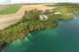 Le Lac Bleu Roeux