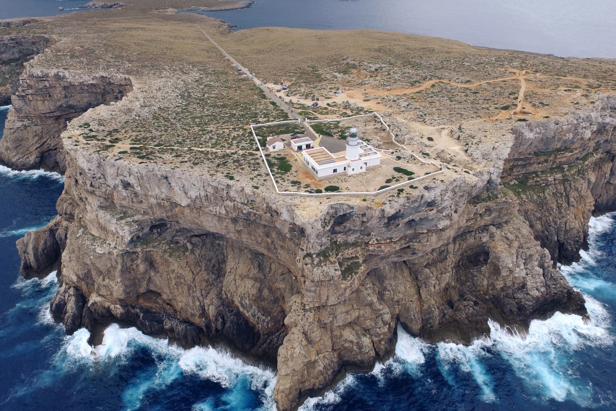 Faro de Cavalleria Menorca