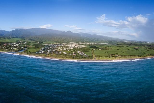 180° Panorama at Bras panon – Reunion Island
