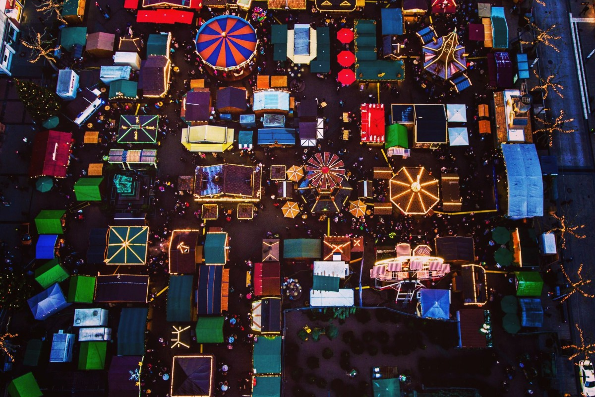 Xmas from above