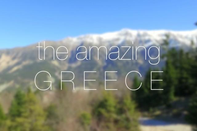 the Amazing Greece