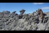 Topaz Mountain Area in the West Desert of Utah, USA