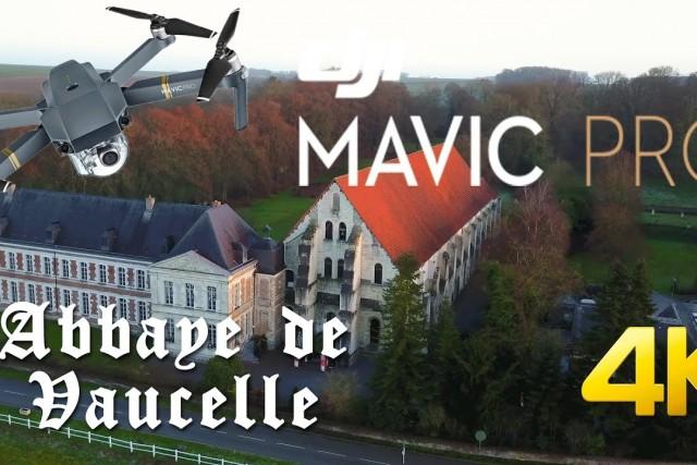 Vaucelles Abbey [4K]
