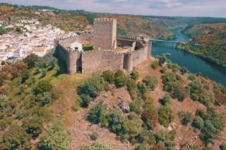 Video Project – Belver Castle #DJI #Phantom 4