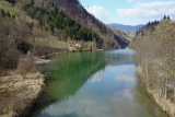 klammsee Kaprun Austria