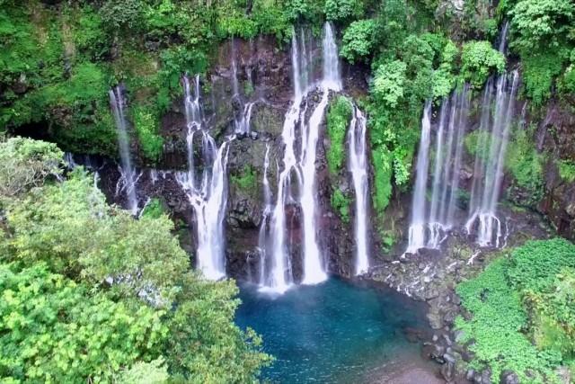Waterfalls – Les cascades de l\'île de la Réunion