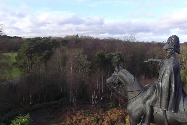 Wellington Statue, Aldershot