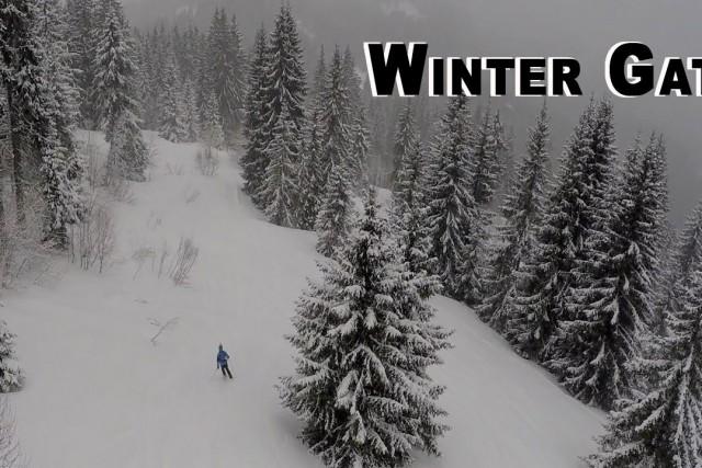 Winter Gate – 4K Ski