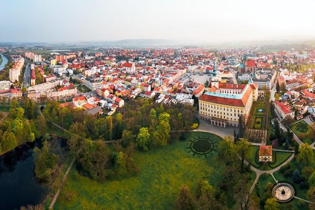 Castle Kroměříž, Czech Republic