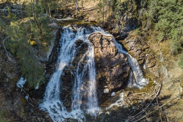 South Fork Eagle River Falls